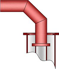 Image de Instalação para teste do Tubo de teste para câmara de espuma